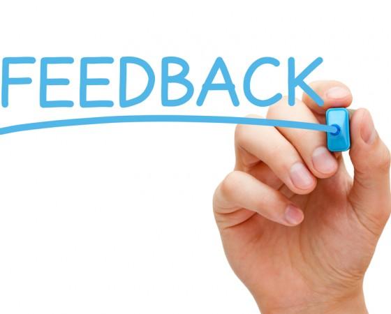 Si tu jefe/jefa no te da feedback, pídeselo