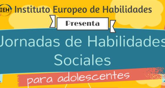 Jornadas de Habilidades Sociales para Adolescentes