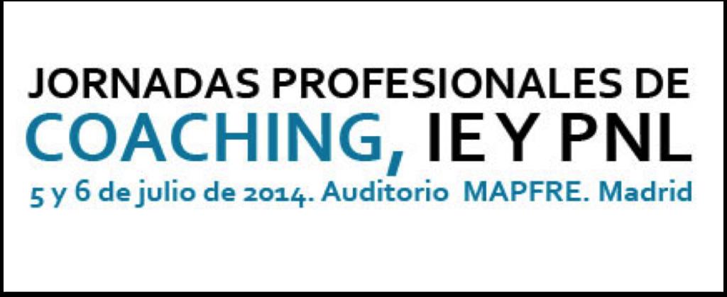 Jornadas Prof. coaching 2014-2
