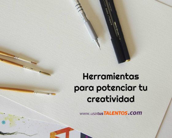 Herramientas para potenciar nuestra creatividad