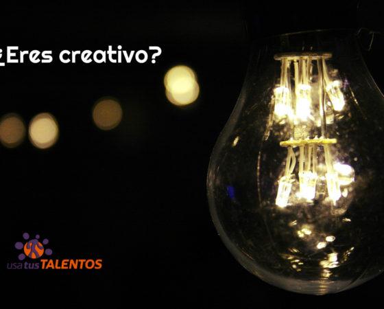 ¿Qué características tienen las personas creativas?