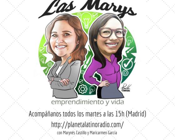 Programa de radio: Las Marys. Emprendimiento y vida